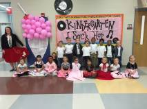 Sock Hop School Party