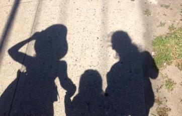 Sissy, Nat and Mama